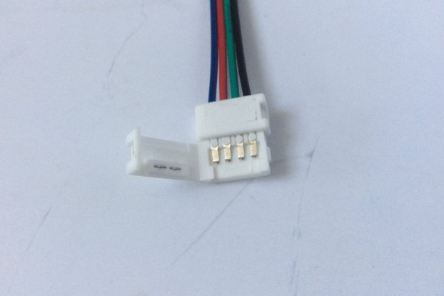 Four wire 2 ended connectors