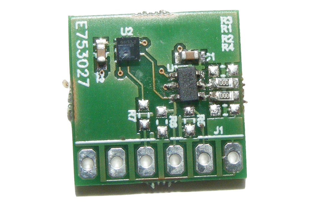 iCog Temperature & Humidty Sensor with Id-IoT Chip 1