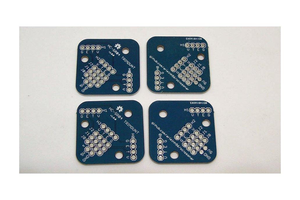 Trimount brackets for HC-SR04 Sensors - set of 4 2