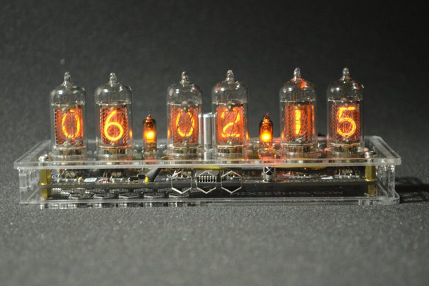 Z573M Nixie Tube Clock