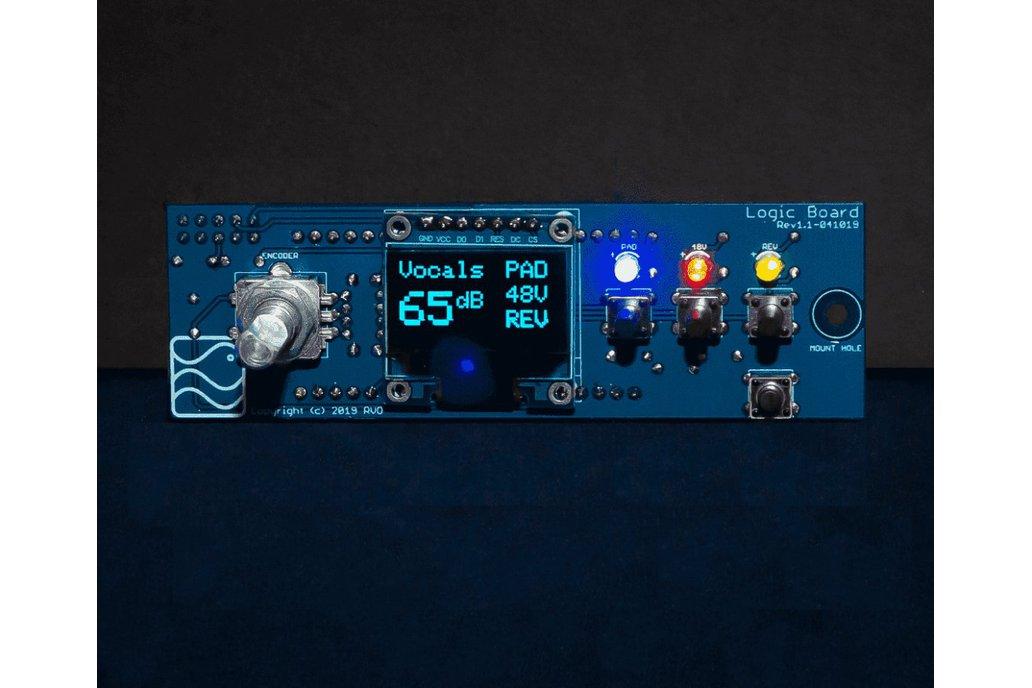 DP-1010 Digital PGA Mic Preamp Kit 1