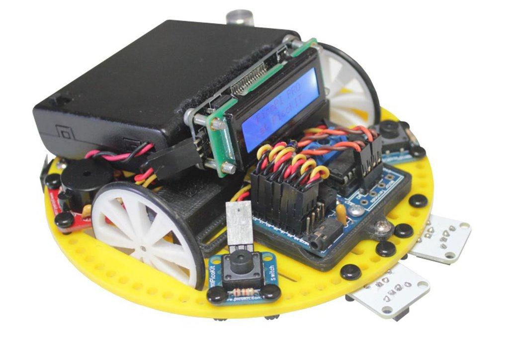 PicoPI  PRO Robot - Educational Kit 1