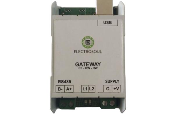 RS485 Modbus RTU Gateway | ESP32 RS485 Gateway