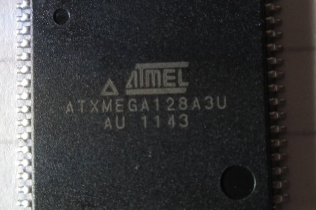 Preprogrammed Atmel AVR ATxmega128A3U for USB AVR Stick PROTOTYPE