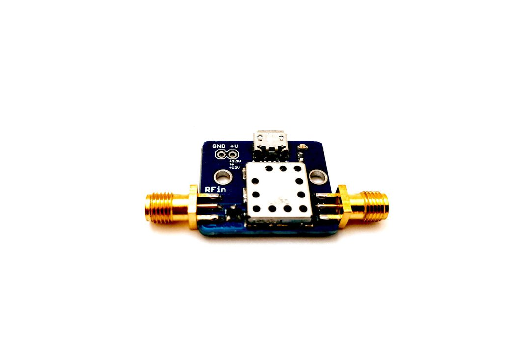 869 MHz Filtered Low Noise Amplifier 15 dB gain 1