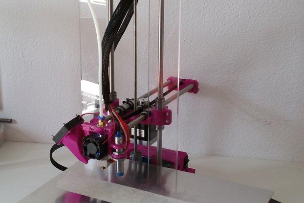 Go-Make Junior 3D printer (Fully Assembled)