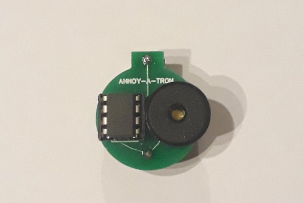 Annoy-A-Tron Beeper