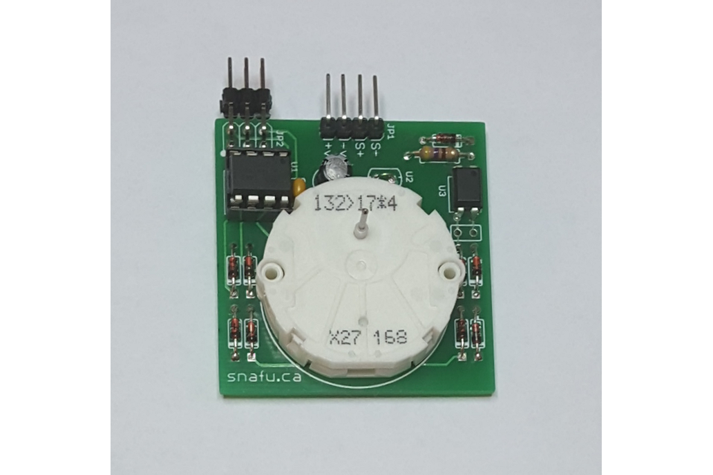 Serial Stepper Motor Gauge 1
