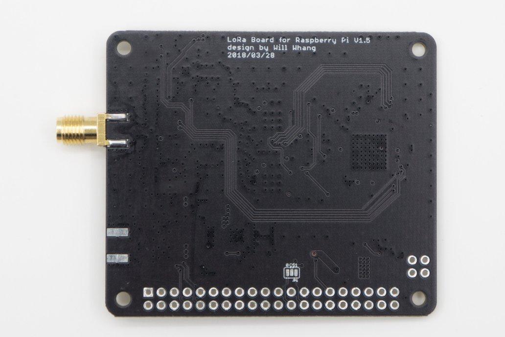 SX1308 Raspberry Pi LoRa Gateway Board 2