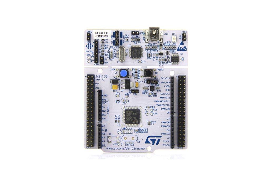 STMicroelectronics NUCLEO-F411RE development board 3