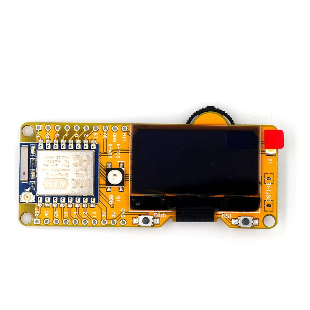 DSTIKE WiFi Deauther MiNi V2 from Travis Lin on Tindie