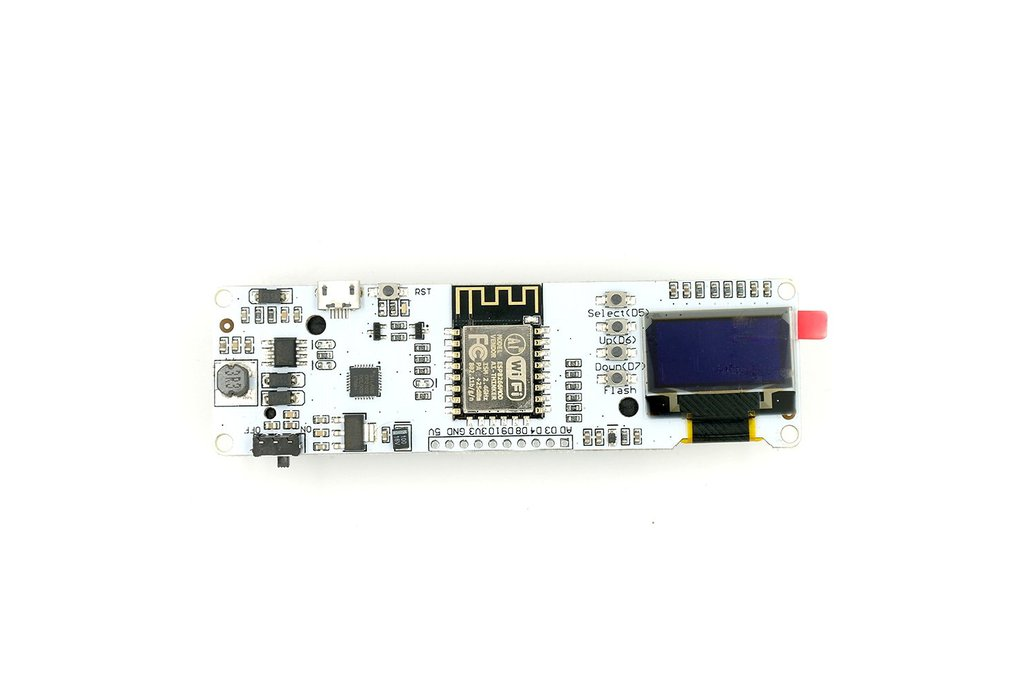 WiFi Deauther OLED V1.5(Pre-flashed)-White 1
