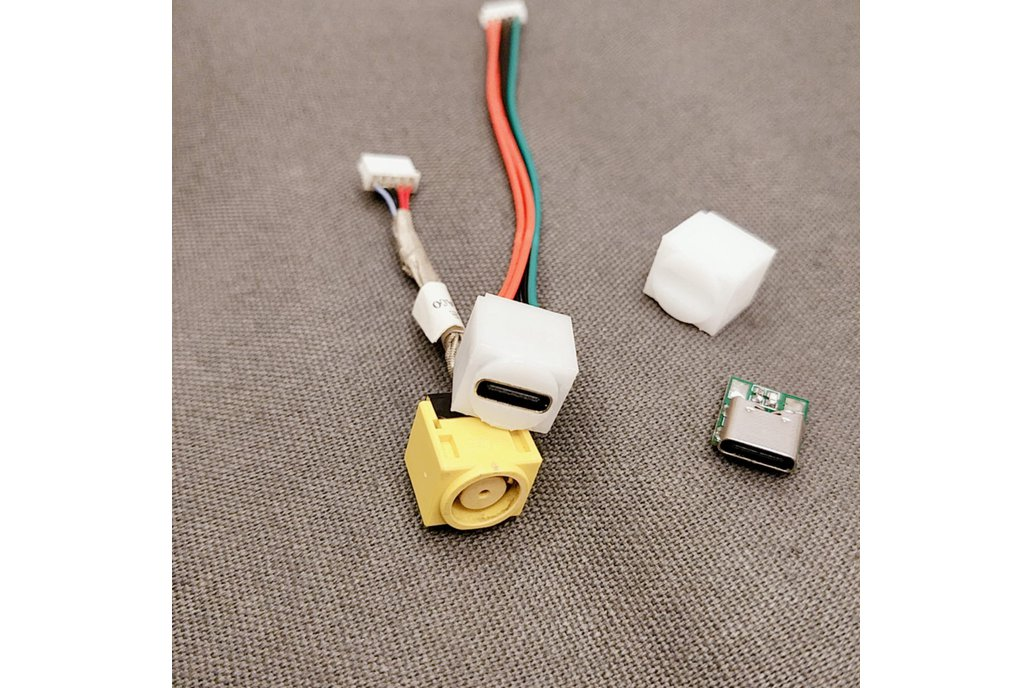 Lenovo charging port Type-C PD X220 X230 1