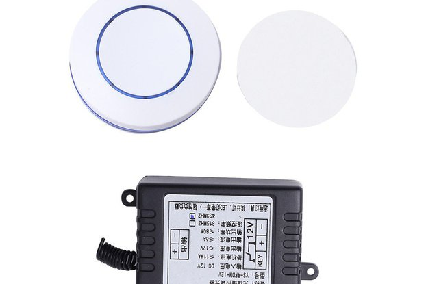 Wireless Remote Control Relay Module PWM Dimmer