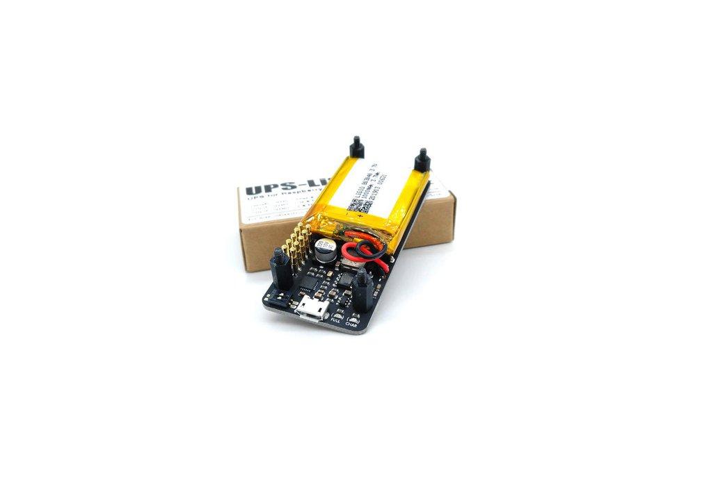 UPS-Lite for Raspberry Pi Zero 1