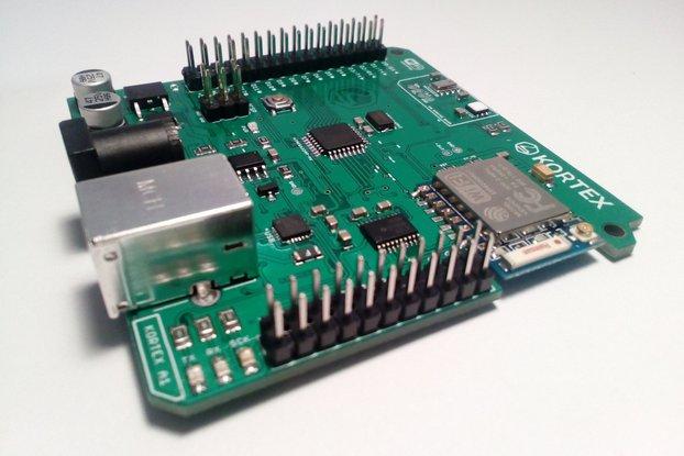 Kortex A1   WiFi multi-sensor development board