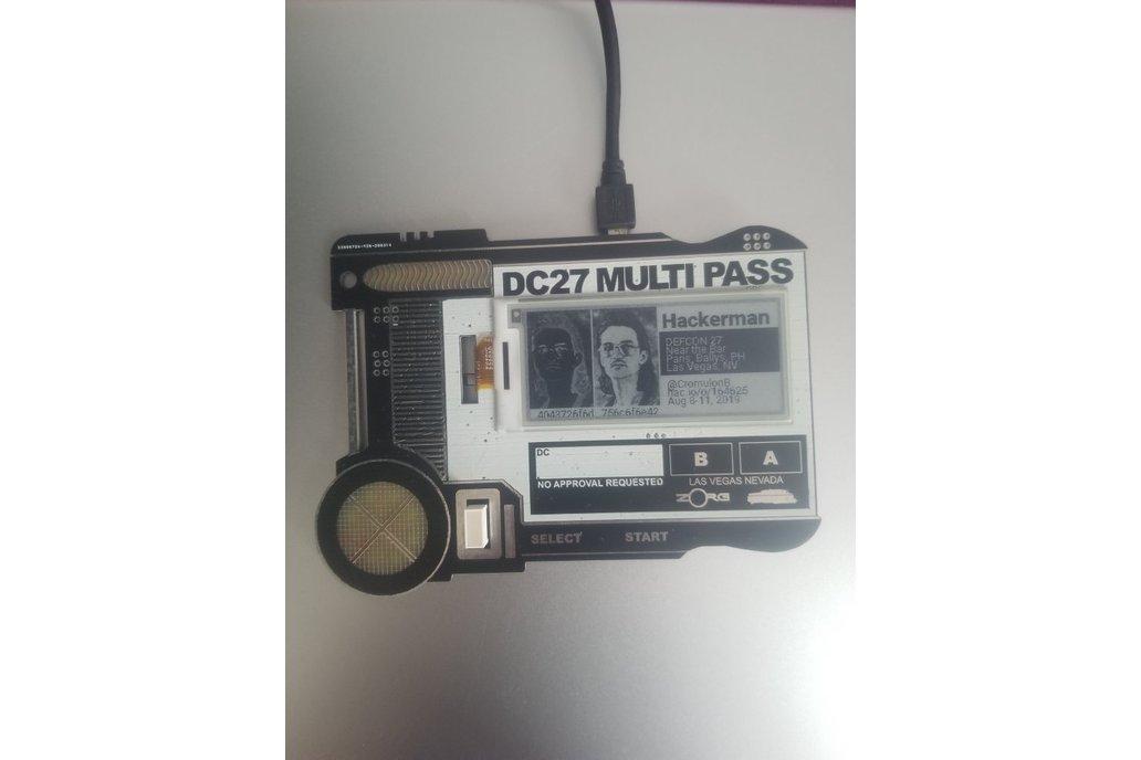 DC27 MULTIPASS 1