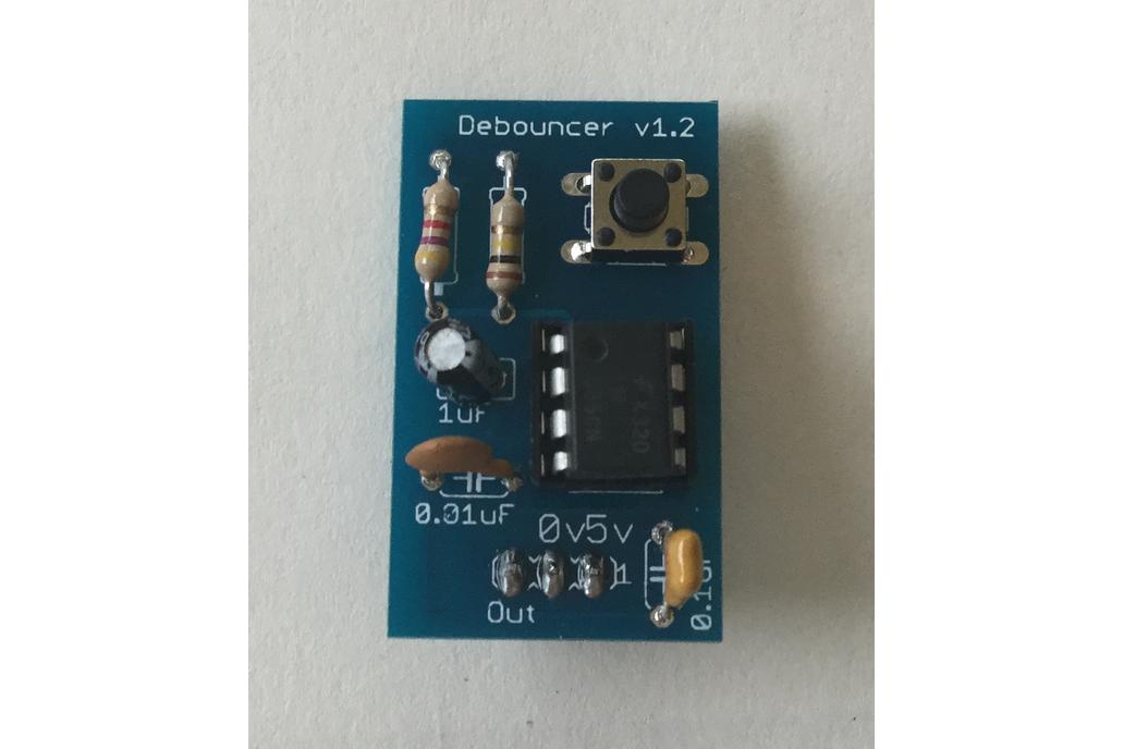 Switch Debouncer 2