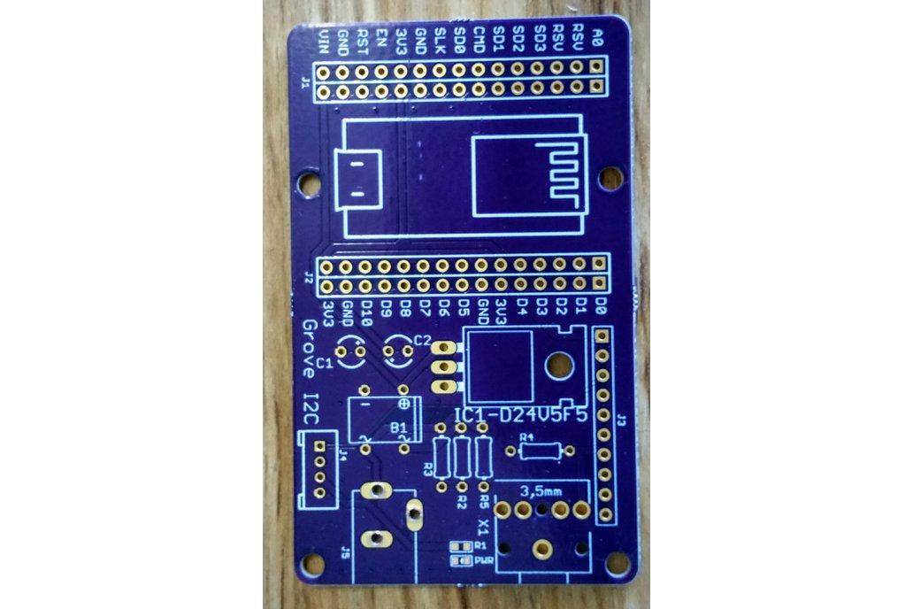NodeMCU Energy Monitor (PCB/Kit) 4