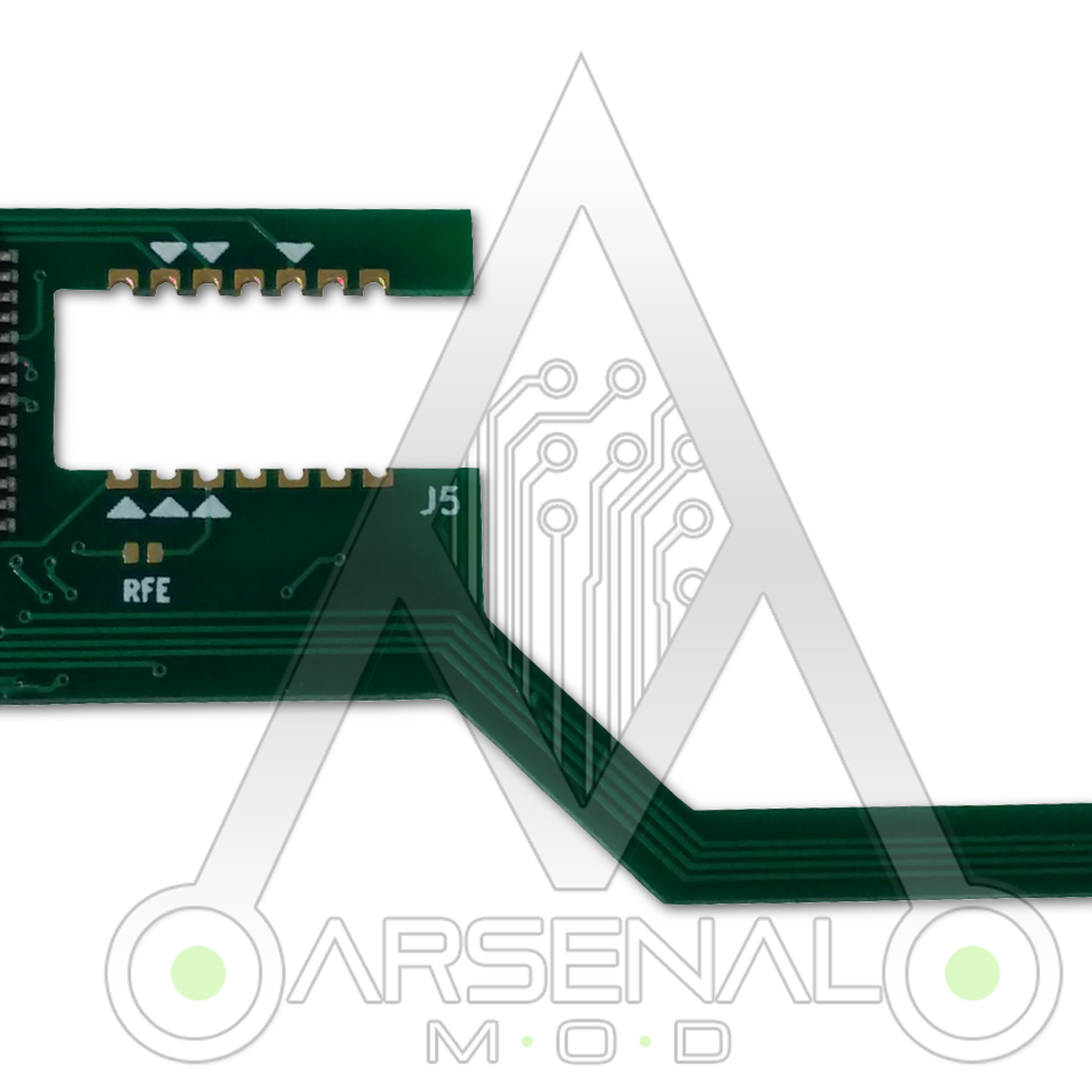 Xbox One Controller Remap PCB - Scuf Like Paddles