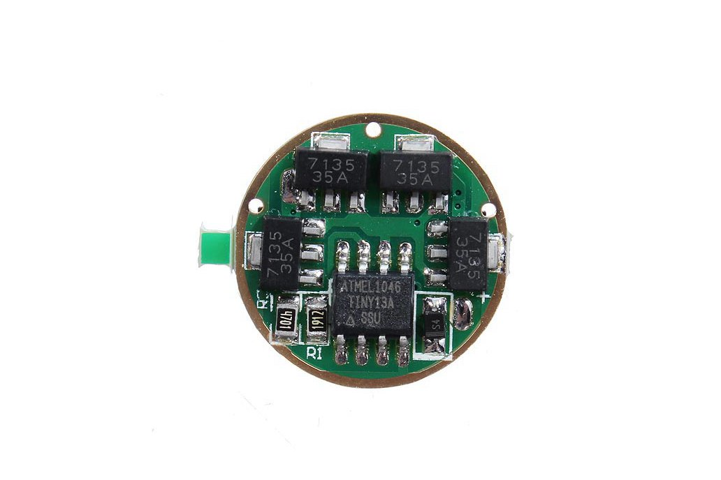 Led  Dimming Circuit Driver 4
