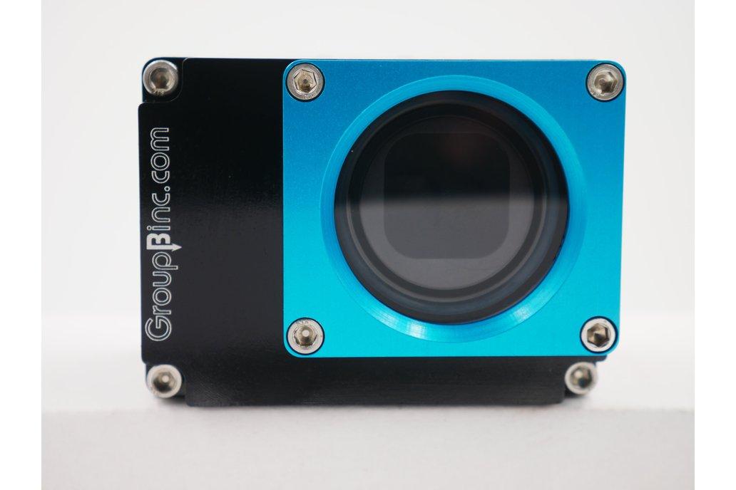 Benthic 3 Extreme camera housing 1