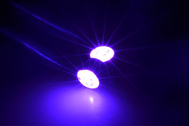 LED Magnet Earrings