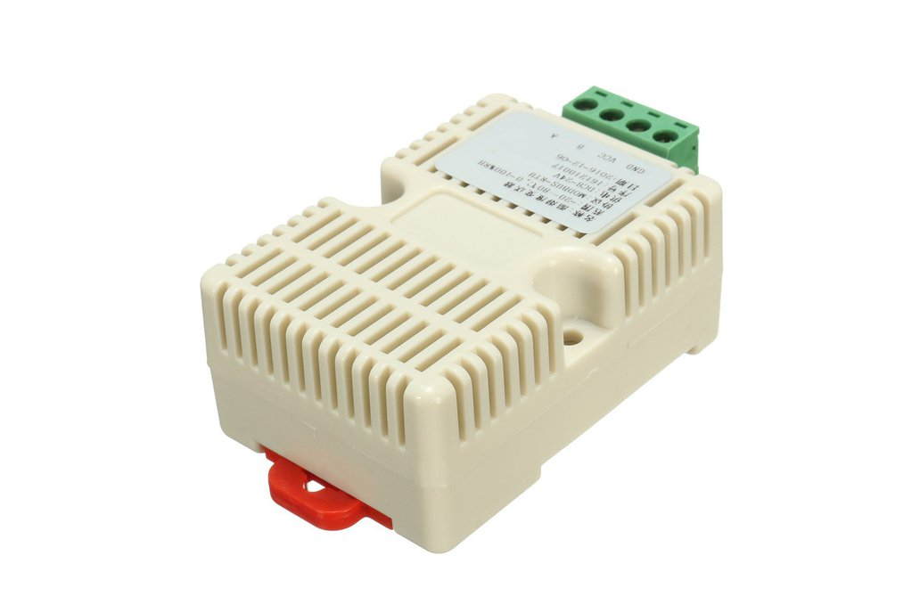 RS485 Temperature and humidity transmitter 1