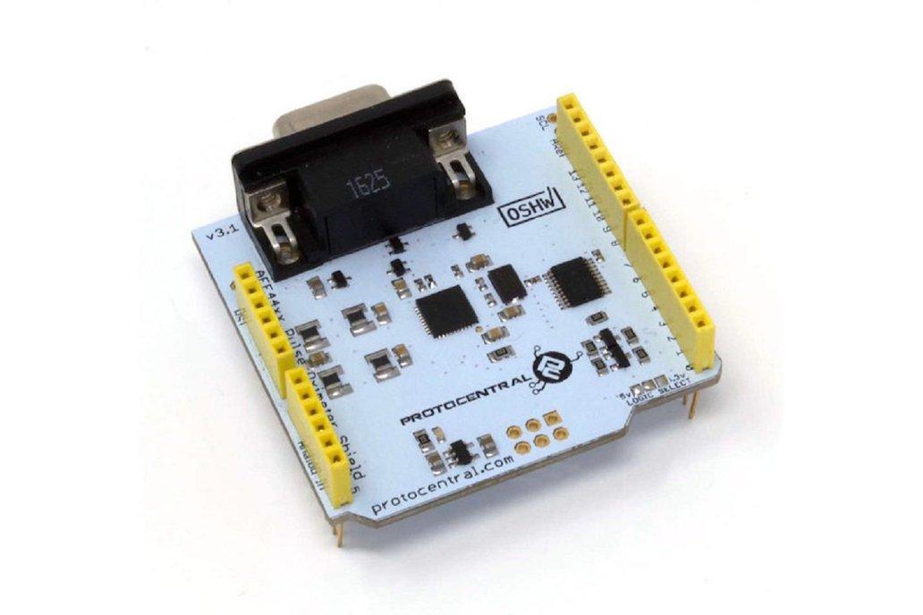 AFE4490 Pulse oximeter shield for Arduino - v2 2