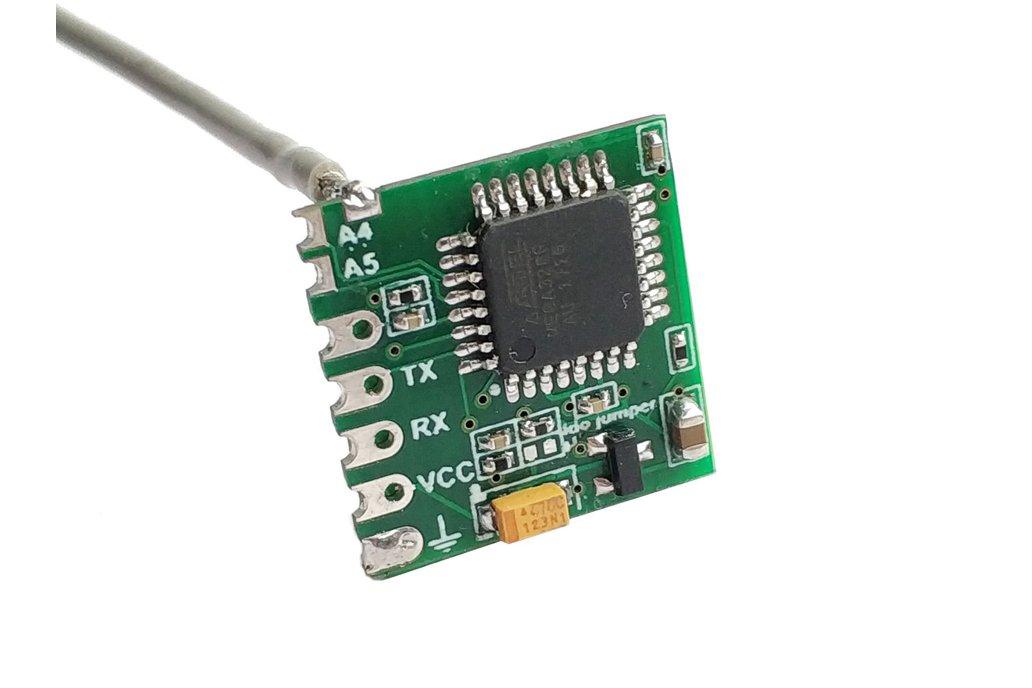 Very compact wireless Arduino board 1