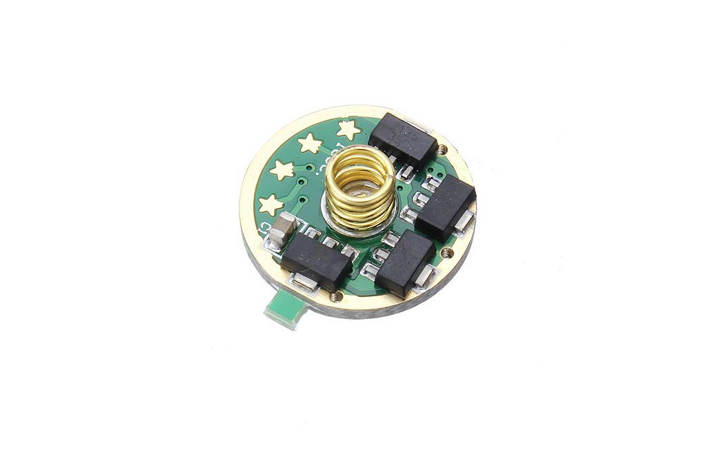 Led  Dimming Circuit Driver 3