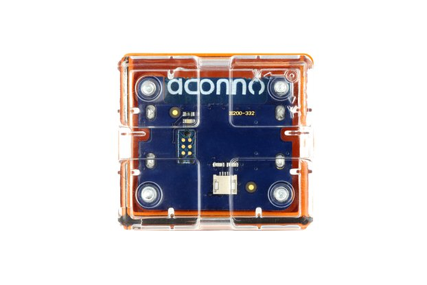 acnNCF: Sensor Beacon BT 5.0 Smart + NFC tag emul.