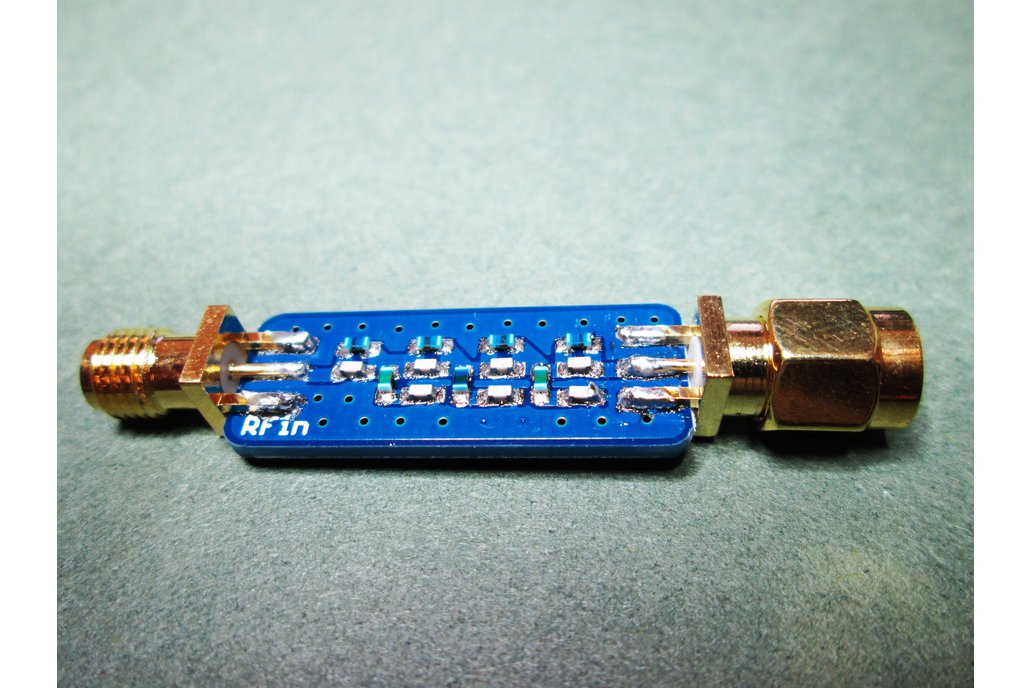 FM Notch Filter 88-108MHz Optimized for Airband 1