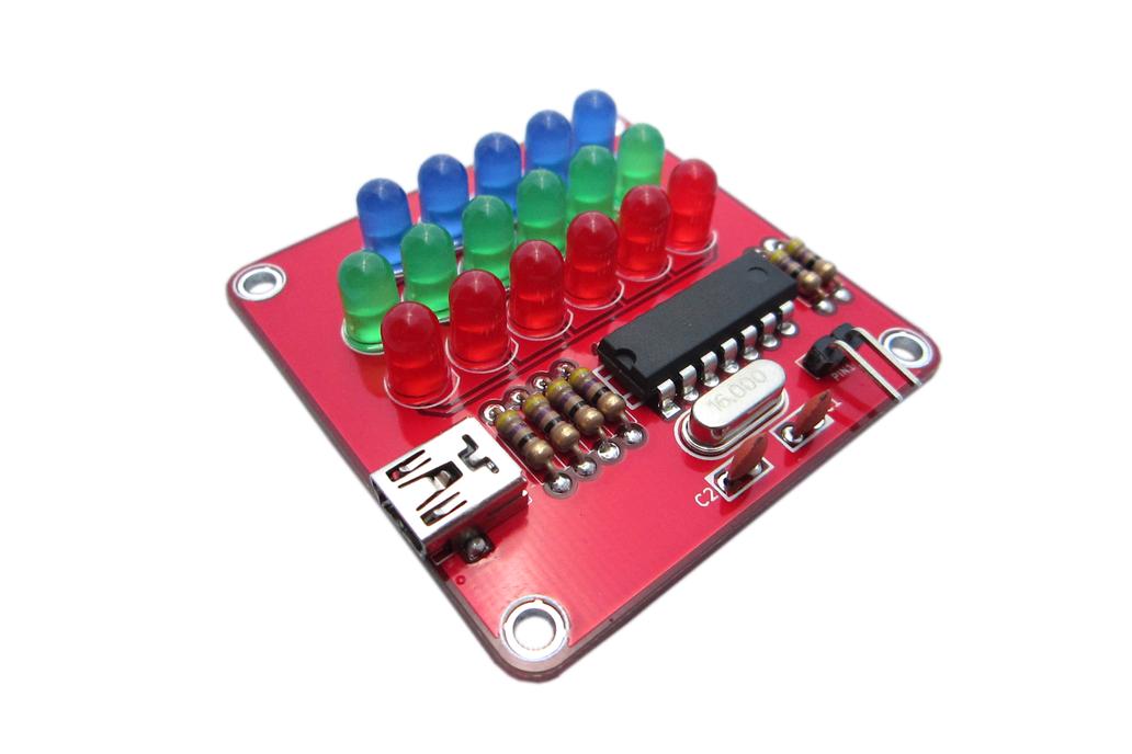 Pure Binary Clock Kit 4