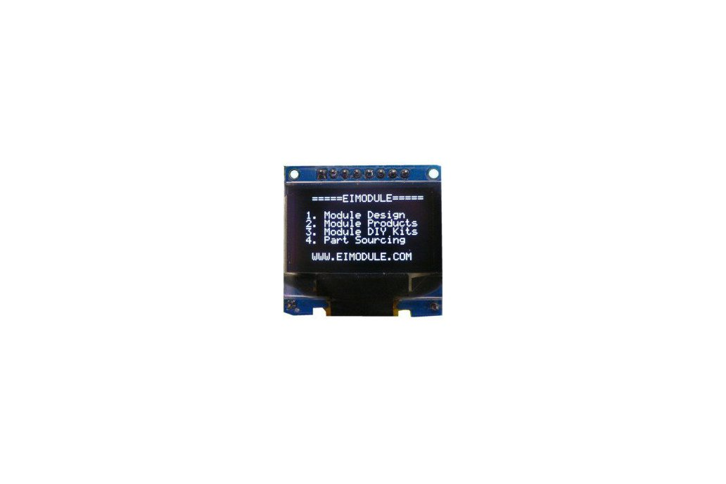 OLED Display 128x64 (5V SPI) 1