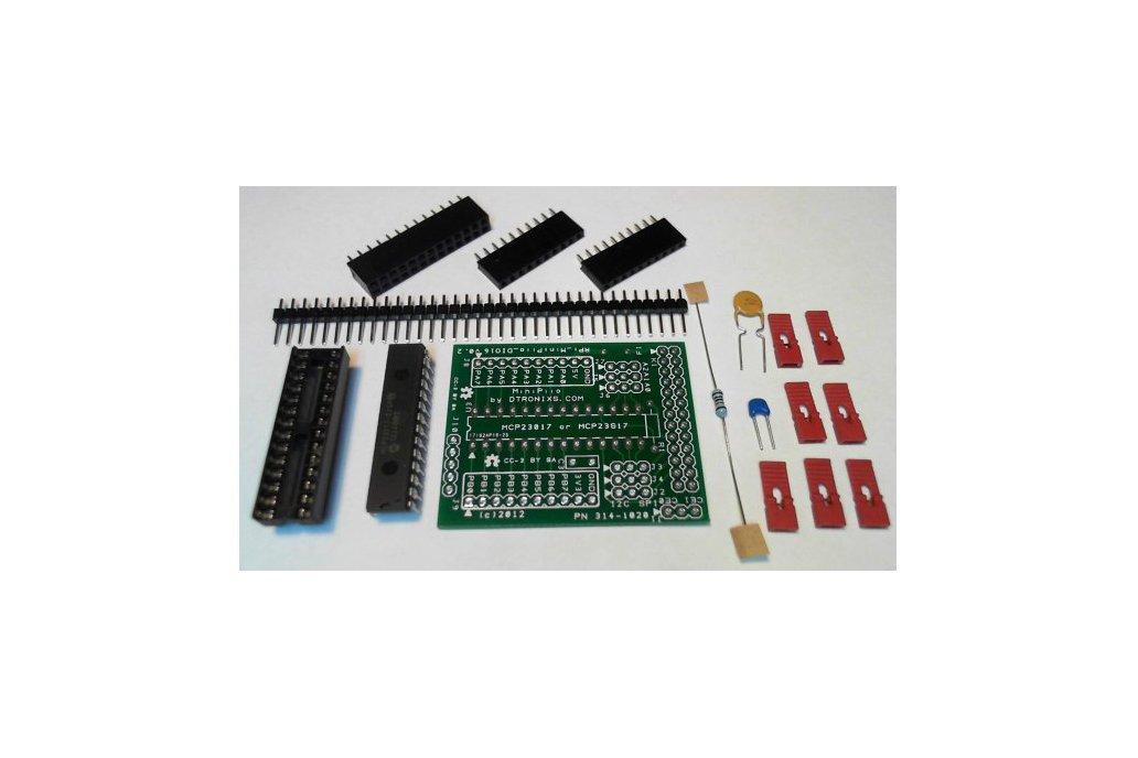 MiniPiio DIO16- add-on board Kit only 1
