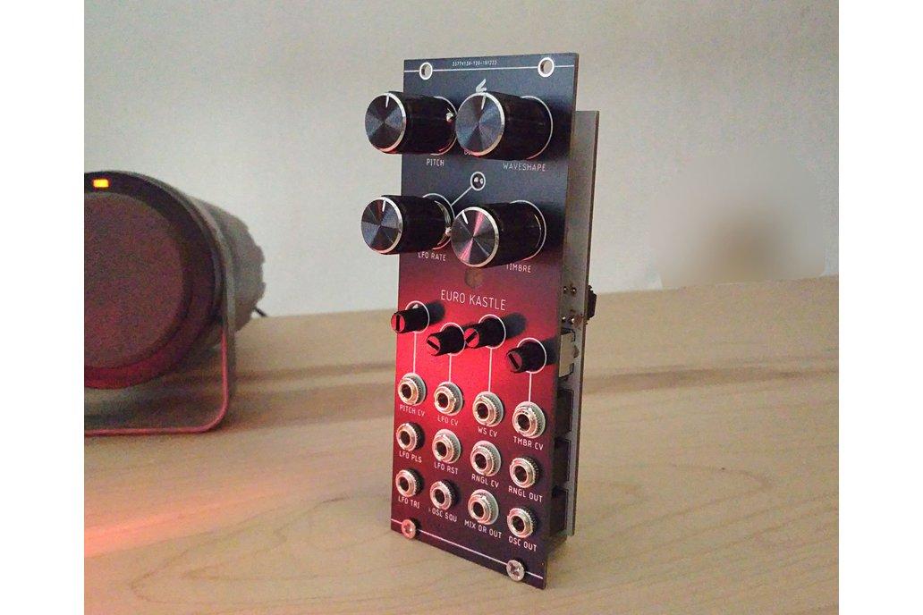 Euro Kastle Synth V1.5 (Partial kit) 1