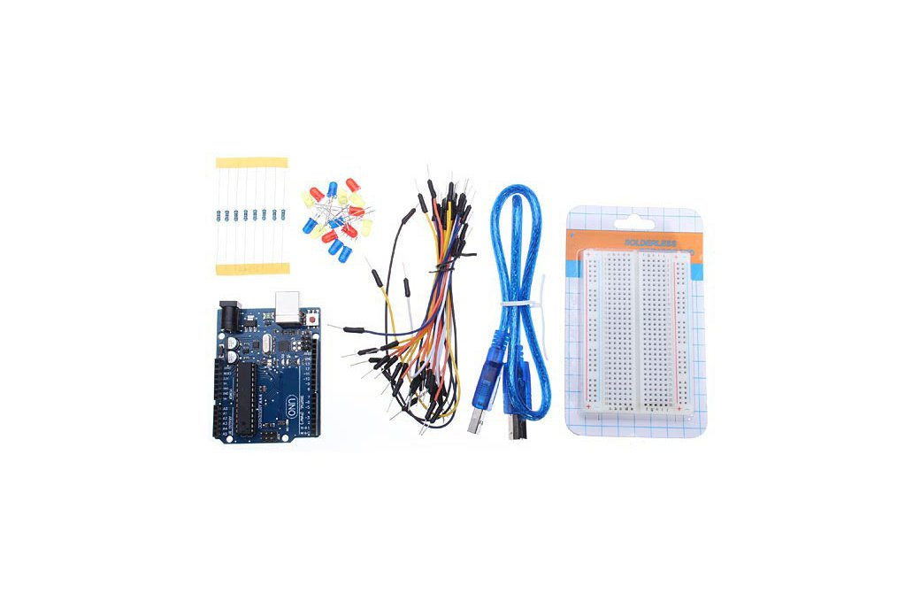 UNO R3 Basic Starter Kit for Arduino 1
