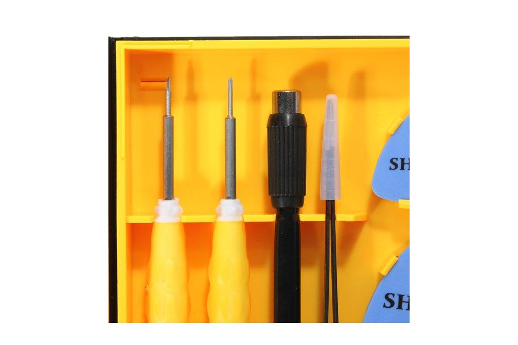 Professional Electronic Screwdriver Repair Kit 6
