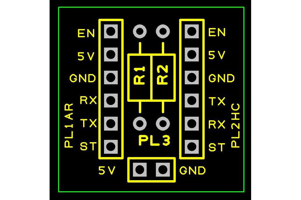 Bluetooth Module HC-05, HC-06, HM-10 Converter 2