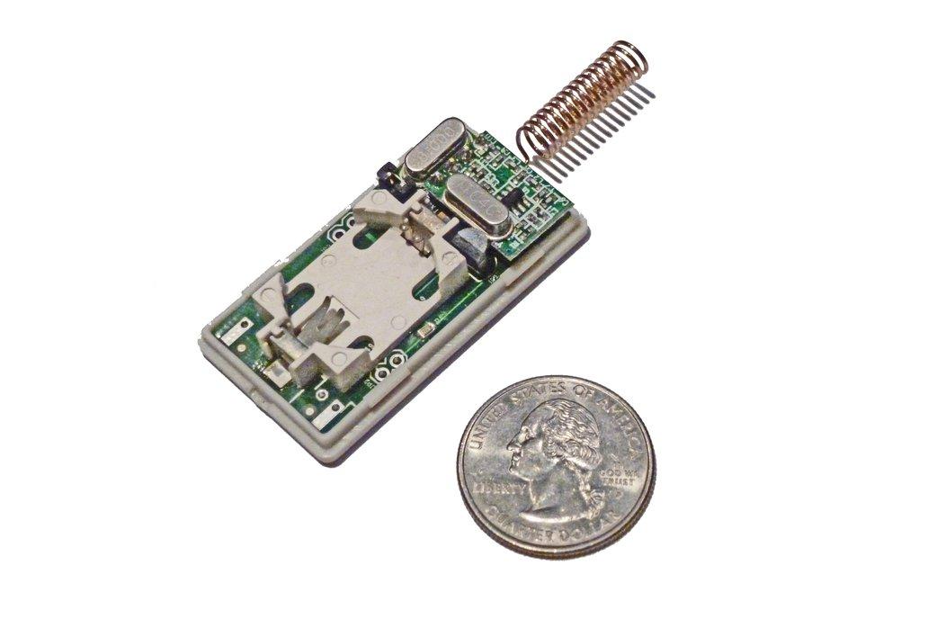 Mini-General Purpose Wireless Sensor board 1