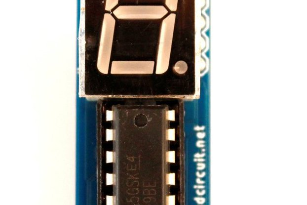 CD4029 Up and Down Counter Module for Arduino