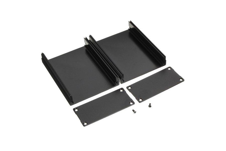 DIY Aluminum PCB Box Enclosure Electronic Project