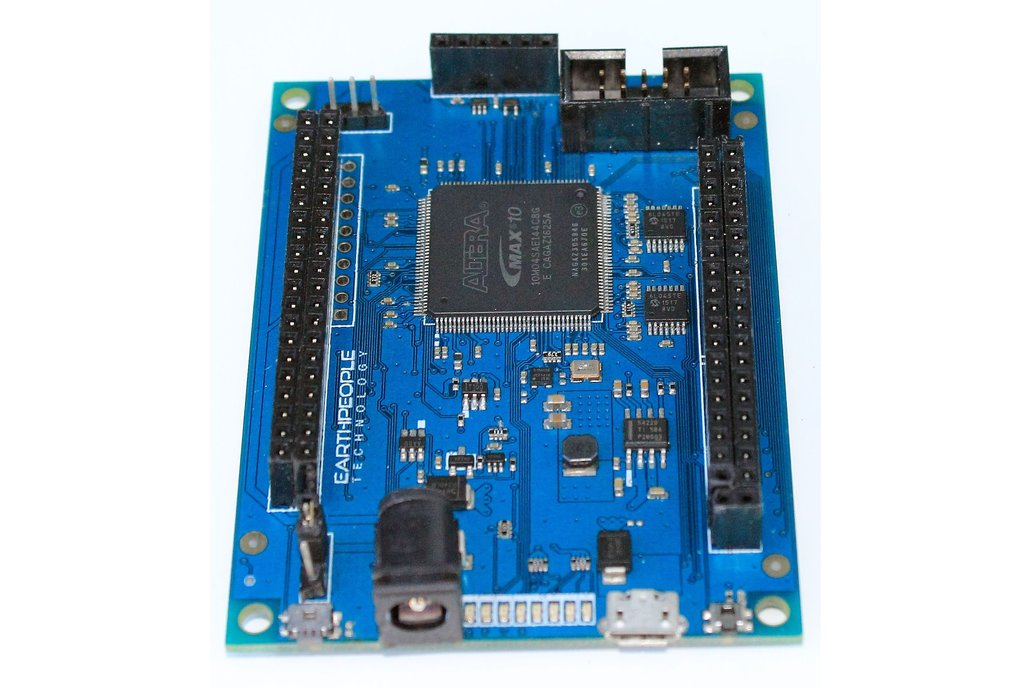 MaxProLogic - Altera Max10 FPGA Development Board 5