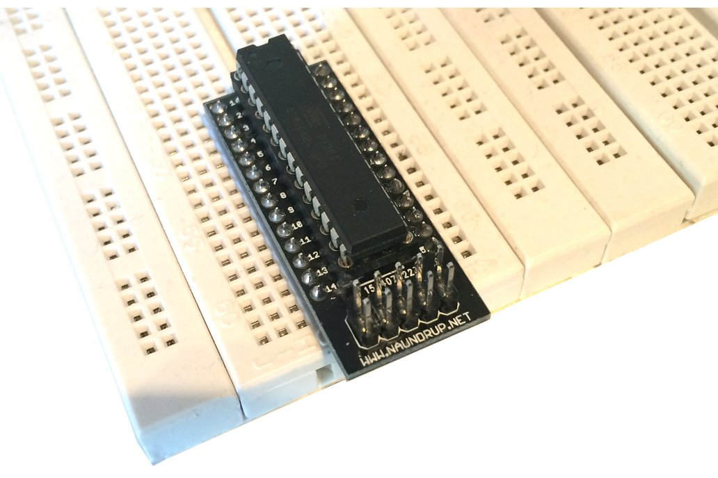 ISP ATmega  adapter (10pin) 2