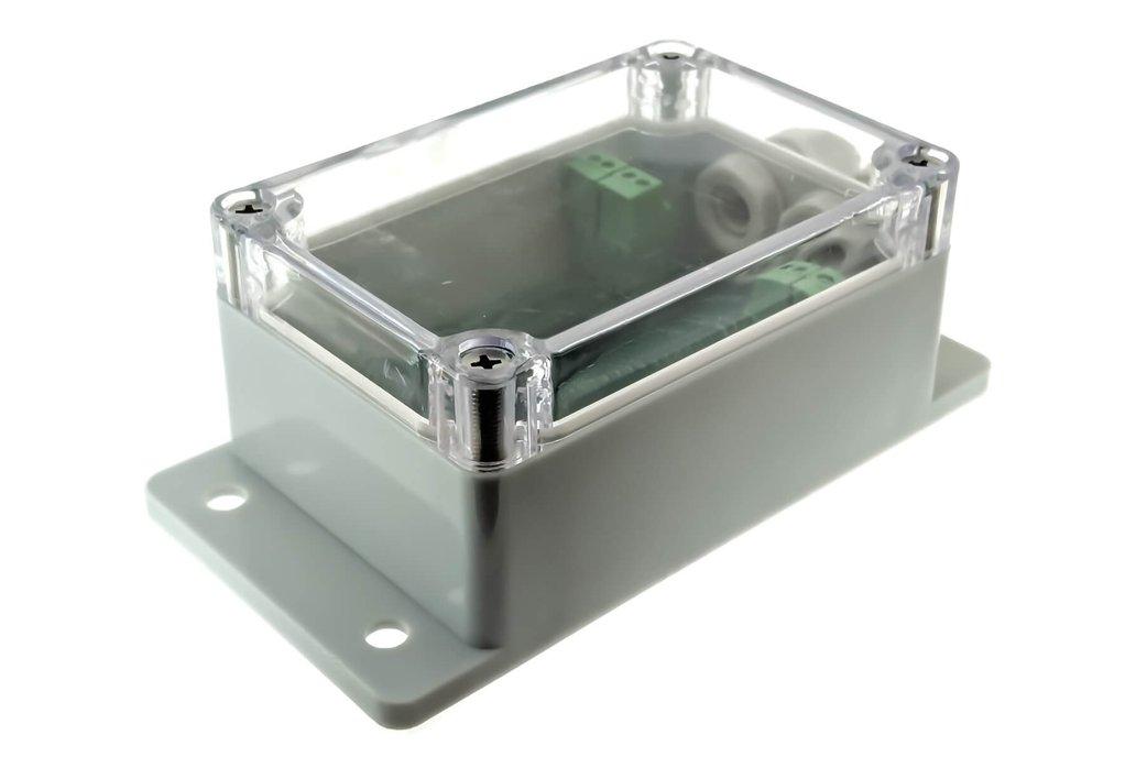 qBox AMC DIY IOT Enclosure Kit (No SMA) 1