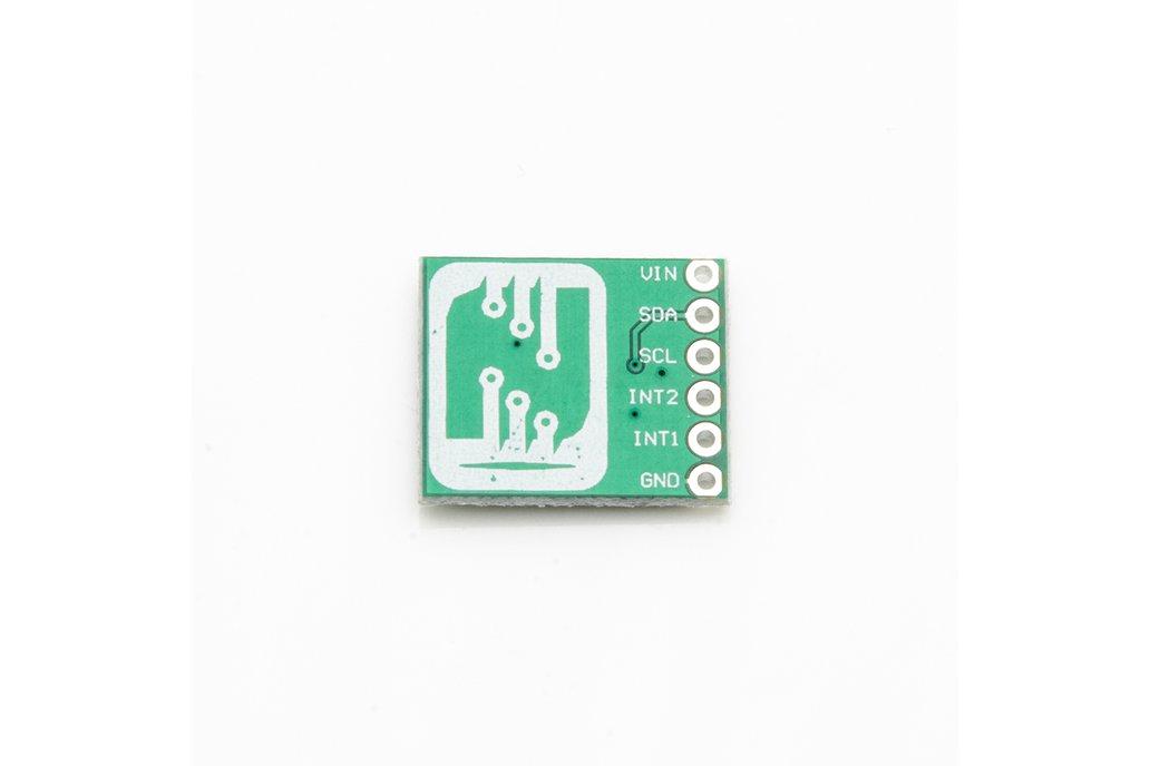 3D Accelerometer & 3D Magnetometer Board 2
