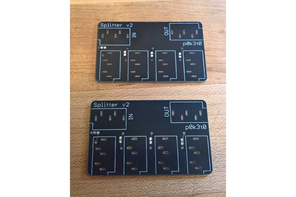 Sync Splitter for Pocket Operators 3