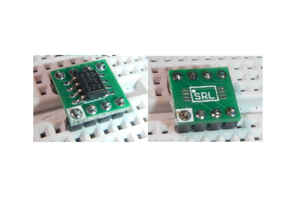 SMD Adapters - Set #1 4