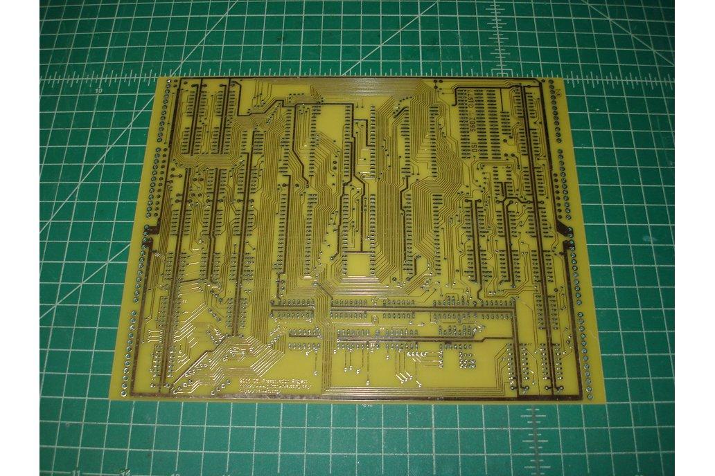 Reproduction OSI 560Z Processor Lab Board 1